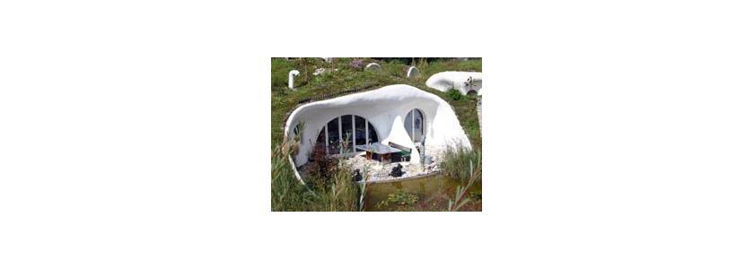 «Земляной дом» – современное энергосберегающее жилище