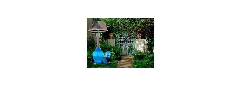 Светильники-обогреватели: наслаждайся отдыхом в саду!