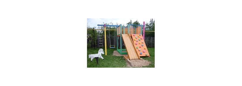 Детская игровая площадка: от проекта к реализации