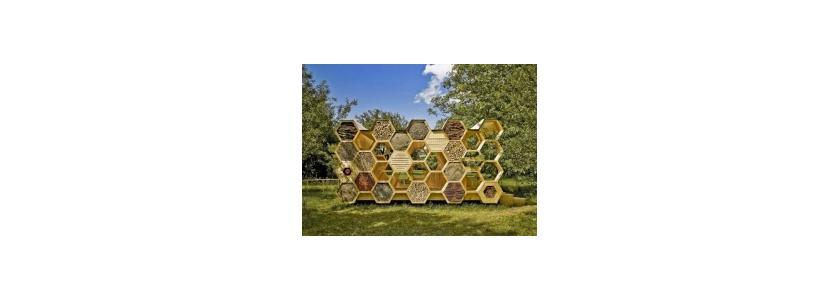 Проект K-Abeilles - Отель для пчел