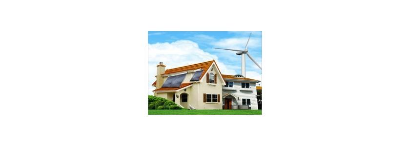 Альтернативная энергия для дома: выбираем источник