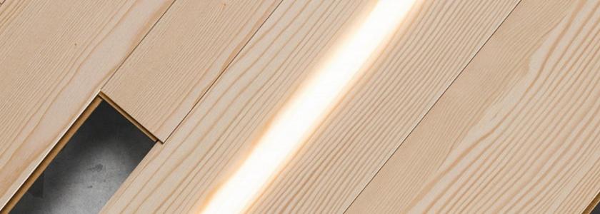 Стеновые панели со встроенной подсветкой – новый подход к оформлению интерьера