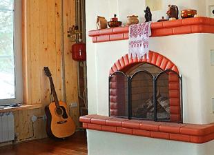 Печка – горячее сердце дома