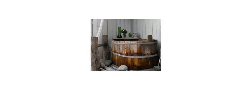 Интерьер бани: идеи для декора и комфорта