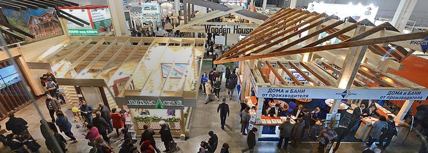 Международная выставка «Деревянный Дом. Весна – 2017»