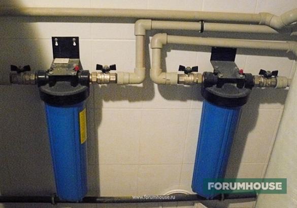 Способы обезжелезивания воды своими руками 12