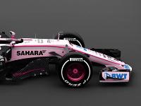 Красота в розовых тонах – BWT подписывает соглашение о партнерстве с Sahara Force India