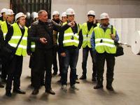 Экскурсия пользователей строительного портала FORUMHOUSE.RU на завод «Шинглас» в г. Рязань
