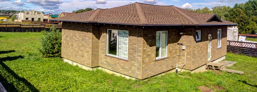 Фасадная плитка HAUBERK – идеальное сочетание цены и качества