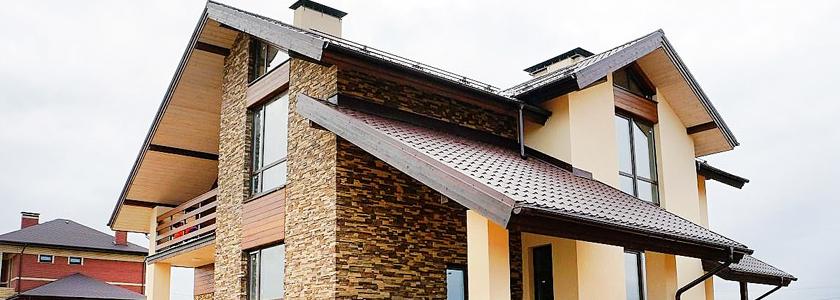 Каменные дома из усовершенствованных материалов – сразу и тепло, и привлекательно