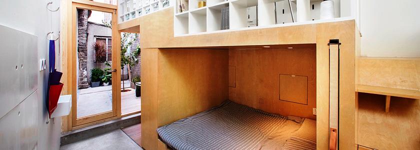 Дом, как ящик: архитектурный подход