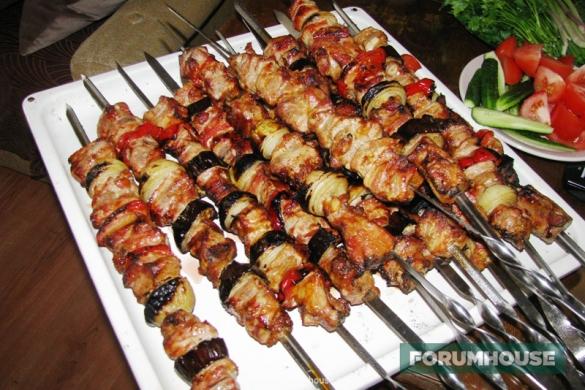 Готовим вкусный шашлык: выбираем мясо, дрова и способ приготовления - Участок и сад - Статьи