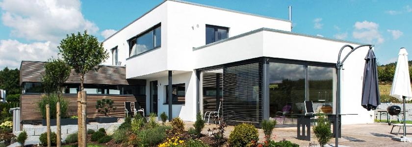 Особенности возведения дома из газобетонных блоков