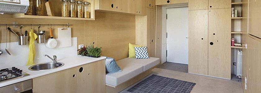 Квартира-трансформер как решение жилищного вопроса