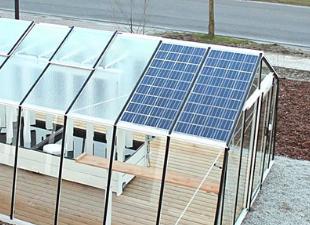 Инновации в растениеводстве – солнечная теплица-аквапоника