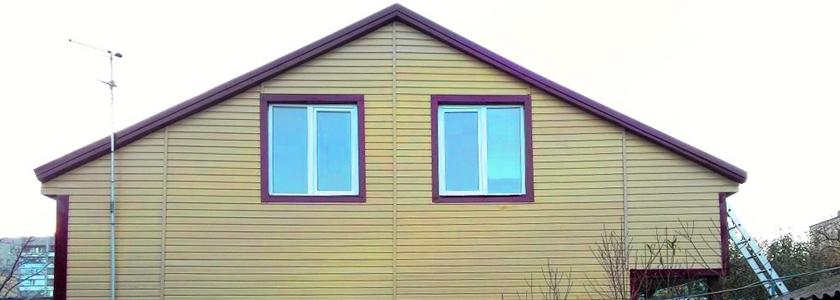 Переделка крыши с «холодным» чердаком в жилую мансарду. Личный опыт