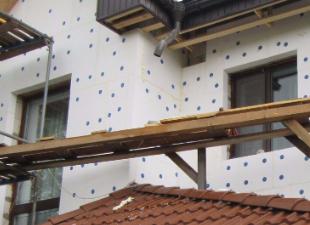 Утепление домов  пенополистиролом (ППС) – основы расчетов энергоэффективности и нюансы монтажа