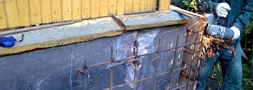 Без трещин и подвижек: как провести реконструкцию фундамента