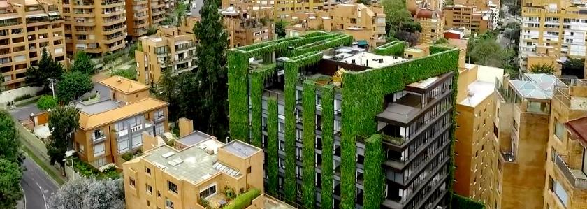 «Зелёная одежда» для многоквартирного дома: заграничный опыт