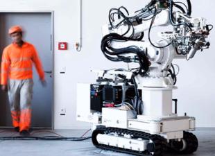 Робот-арматурщик: заграничный строительный опыт