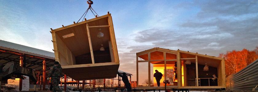 Модульные здания как решение жилищного вопроса