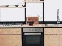 Модульная кухня: бюджетный вариант