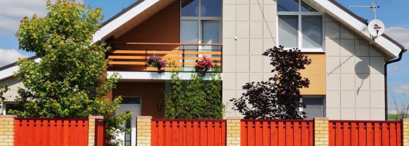Газобетонный дом с вентфасадом: инструкция по монтажу