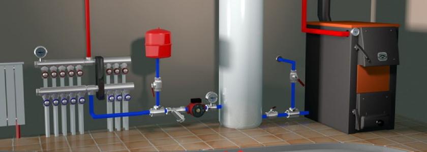 Оборудование и материалы для системы отопления. Обзор современных продуктов