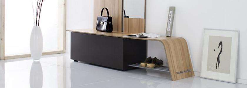 Обувница в прихожую – обзор популярных моделей