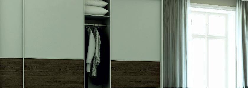 Как выбрать алюминиевый профиль для шкафа-купе