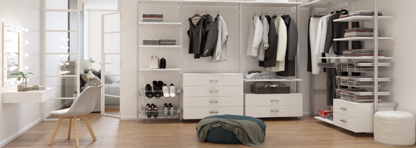 Модульные системы хранения – комфорт в изысканной простоте