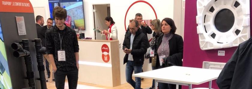 Российские технологии TURKOV на Парижской выставке INTERCLIMA+ ELEC2017