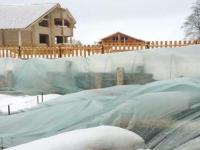 Зима и стройка: обзор новинок рынка