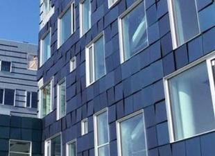 Солнечные стены вместо фотоэлектрических панелей на крыше