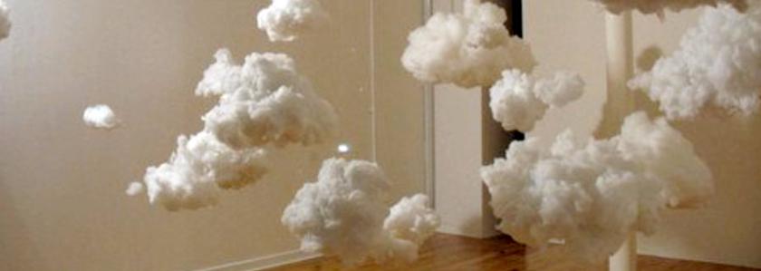 Переменная облачность в вашем доме