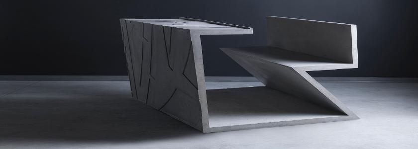 Мебель-трансформер из бетона: от идеи до воплощения