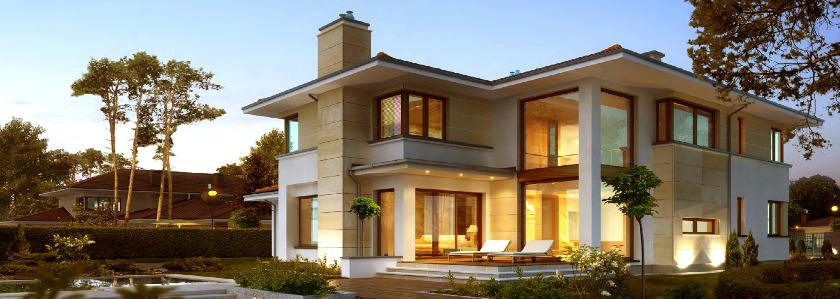 Из чего возвести загородный дом: обзор современных материалов и проверенных технологий