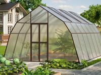 Качественные и надежные теплицы GLASS HOUSE