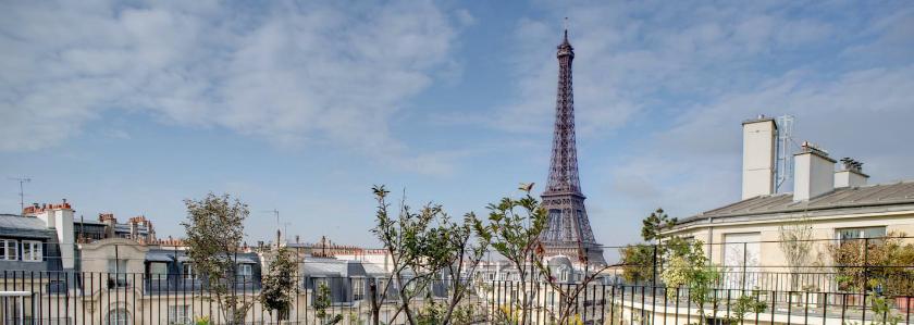 Квартира в Париже: от мечты к реальности