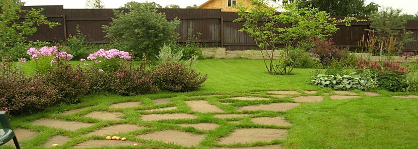 Каменные садовые дорожки – опыт участников портала по строительству и эксплуатации