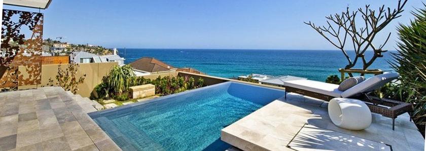Апартаменты в стиле «дом на пляже»