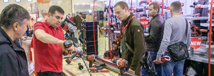 Международная выставка инструментов, оборудования и технологий MITEX