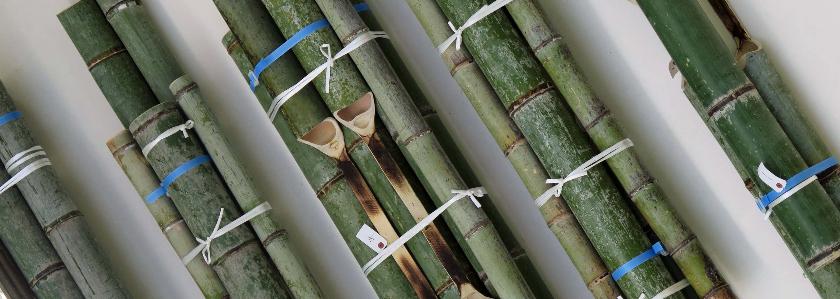 Дешёвая мебель из бамбука
