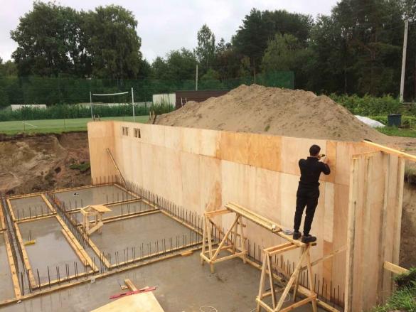 И потолков гидроизоляция для стен
