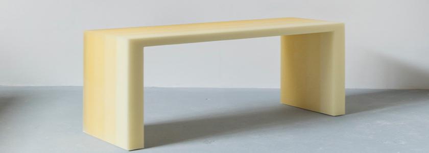 Градиентная мебель – иллюзия составного в целом
