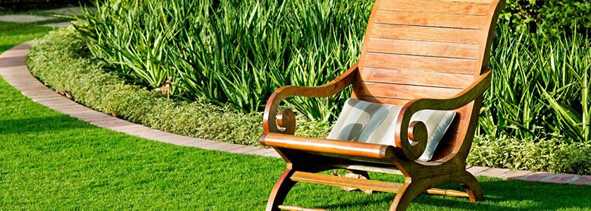 Клееные конструкции для релакса – шезлонг и кресло-качалка руками участников портала