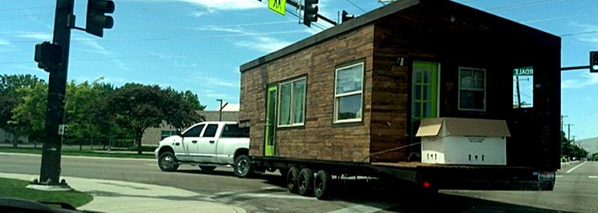 Мобильные самодельные дома: компактная альтернатива съемному жилью
