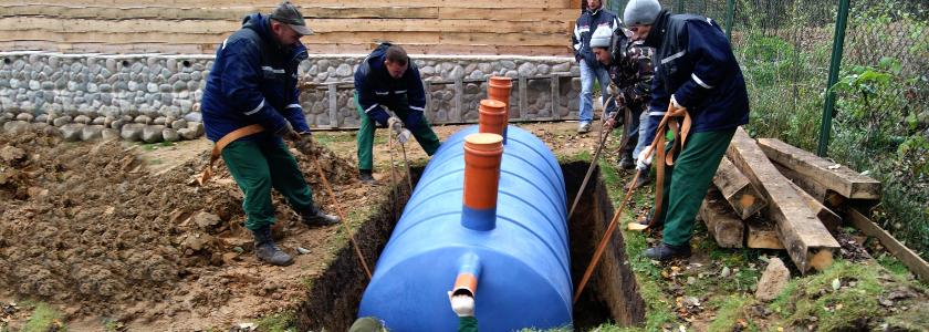 Правильный подход к обустройству канализационных систем. Опыт портала