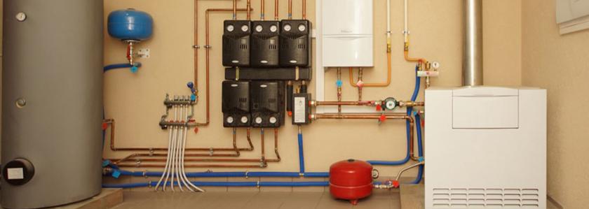 Все о системах отопления: от газового котла и теплового насоса до твердотопливной каменной печи
