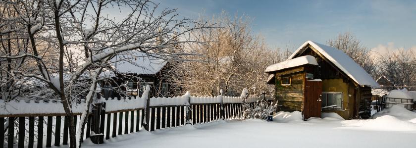 Подготовка дачного дома к зиме. Опыт FORUMHOUSE